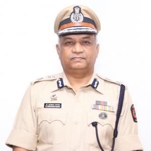 Bhushan Kumar Upadhyay (IPS)